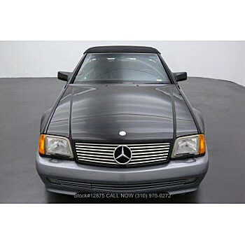 1994 Mercedes-Benz SL600 for sale 101412887