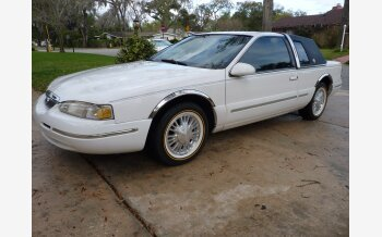 1994 Mercury Cougar XR7 Coupe for sale 101315236