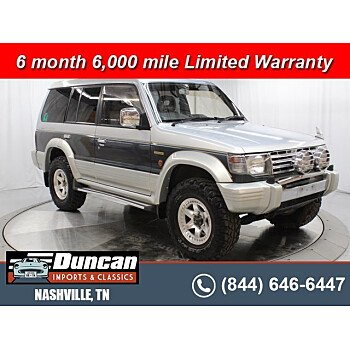1994 Mitsubishi Pajero for sale 101561601