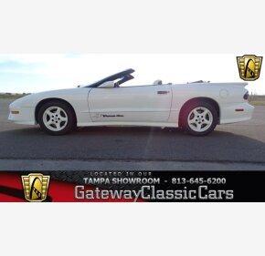 1994 Pontiac Firebird Convertible for sale 100968891