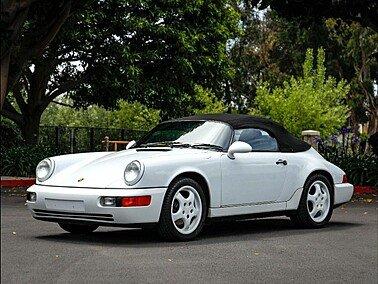 1994 Porsche 911 Cabriolet for sale 101206373