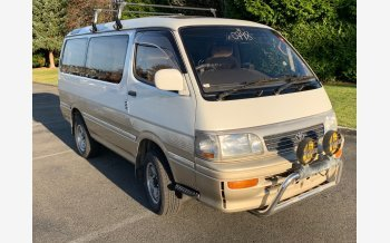 1994 Toyota Hiace for sale 101235505