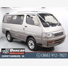1994 Toyota Hiace for sale 101382726