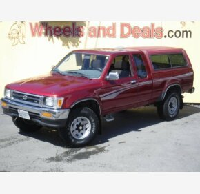 1994 Toyota Pickup 4x4 Xtracab SR5 for sale 101207034