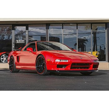 1995 Acura NSX T for sale 101047130