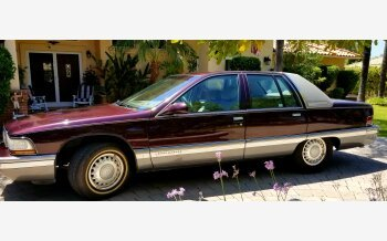 1995 Buick Roadmaster Limited Sedan for sale 101339133