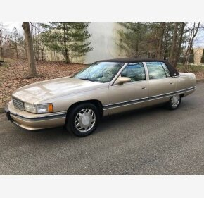 1995 Cadillac De Ville for sale 101455622