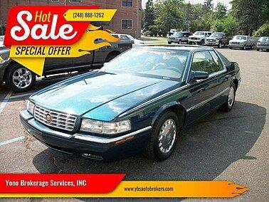 1995 Cadillac Eldorado for sale 101540705