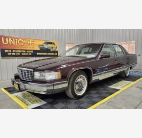 1995 Cadillac Fleetwood Brougham Sedan for sale 101261232