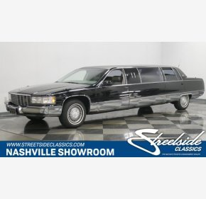 1995 Cadillac Fleetwood Brougham Sedan for sale 101261237