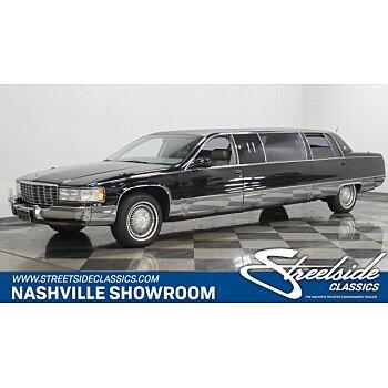 1995 Cadillac Fleetwood Brougham Sedan for sale 101261237
