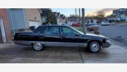1995 Cadillac Fleetwood for sale 101367566