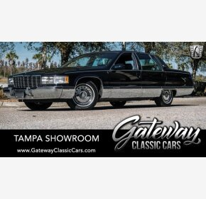 1995 Cadillac Fleetwood Brougham for sale 101435528