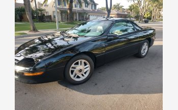 1995 Chevrolet Camaro Z28 Coupe for sale 101263147