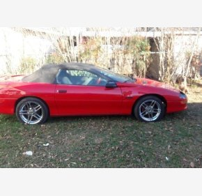 1995 Chevrolet Camaro Convertible for sale 100990558