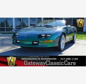 1995 Chevrolet Camaro Z28 Convertible for sale 101047111