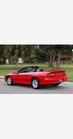 1995 Chevrolet Camaro Convertible for sale 101258664