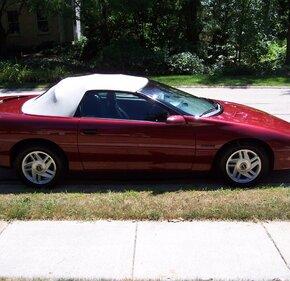 1995 Chevrolet Camaro Z28 Convertible for sale 101368294