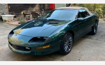 1995 Chevrolet Camaro Z28 Convertible for sale 101419182