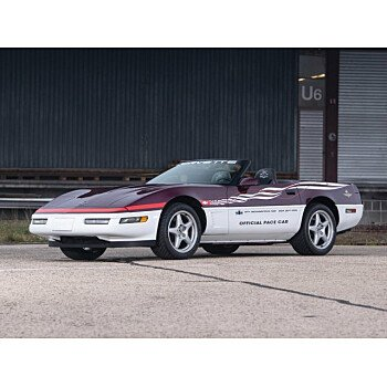 1995 Chevrolet Corvette Convertible for sale 101093240