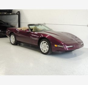 1995 Chevrolet Corvette Convertible for sale 101315880