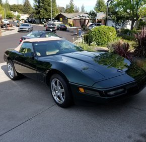 1995 Chevrolet Corvette Convertible for sale 101325800