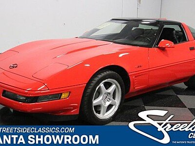 1995 Chevrolet Corvette for sale 101392206