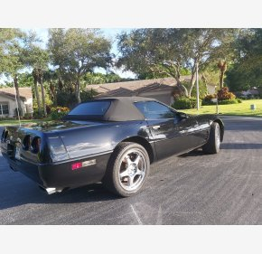 1995 Chevrolet Corvette Convertible for sale 101465510