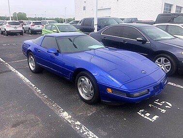 1995 Chevrolet Corvette for sale 101512812
