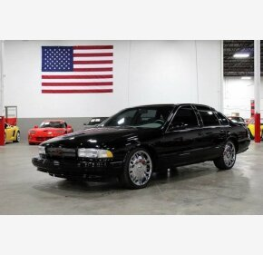 1995 Chevrolet Impala SS for sale 101083283