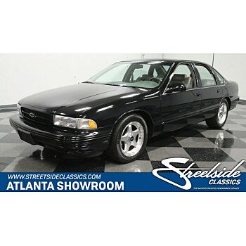 1995 Chevrolet Impala SS for sale 101183582