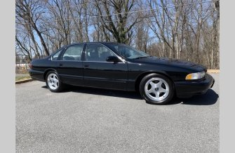 1995 Chevrolet Impala SS for sale 101481717