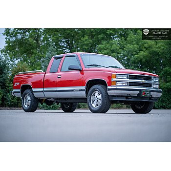 1995 Chevrolet Silverado 1500 4x4 Extended Cab for sale 101393314