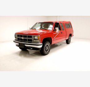 1995 Chevrolet Silverado 1500 4x4 Extended Cab for sale 101488409