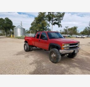 1995 Chevrolet Silverado 3500 4x4 Extended Cab for sale 101260919
