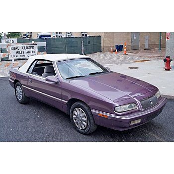 1995 Chrysler LeBaron for sale 101384334
