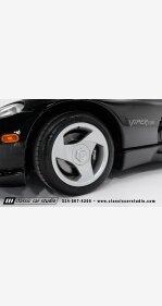 1995 Dodge Viper RT/10 Roadster for sale 101419826