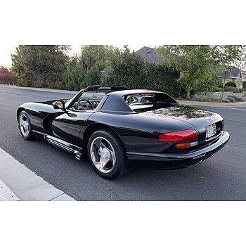 1995 Dodge Viper RT/10 Roadster for sale 101587782