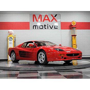 1995 Ferrari 512M for sale 101510485