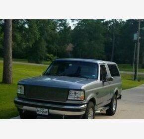 1995 Ford Bronco for sale 100987979