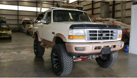 1995 Ford Bronco for sale 101117385