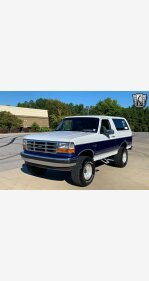 1995 Ford Bronco for sale 101216316
