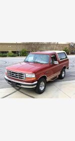 1995 Ford Bronco for sale 101247354