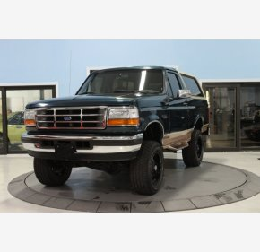 1995 Ford Bronco for sale 101250239