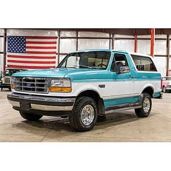 1995 Ford Bronco for sale 101293499