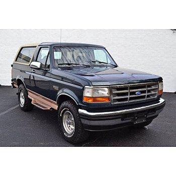 1995 Ford Bronco Eddie Bauer for sale 101338527