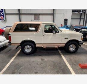 1995 Ford Bronco Eddie Bauer for sale 101487996