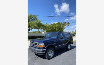 1995 Ford Bronco for sale 101536329