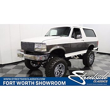 1995 Ford Bronco for sale 101552103