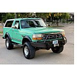 1995 Ford Bronco for sale 101593347
